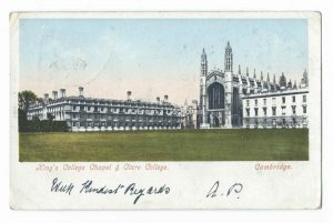 King's College Chapel & Clare College, Cambridge
