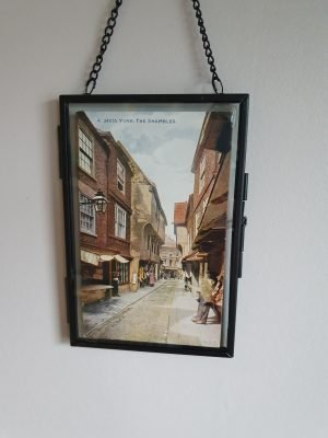 York Vintage Postcard Hung 2