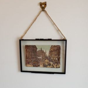 Mansion House & Cheapside Vintage Postcard