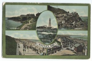 Whitley Bay Vintage Postcards