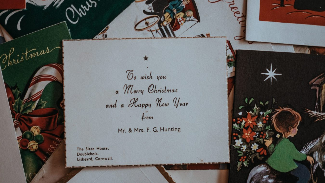 Vintage Christmas Gifts