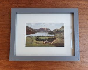 Buttermere and Crummockwater