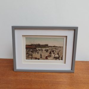 Skegness on the sands Framed stood