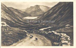 Kirkstone Pass Vintage Postcard